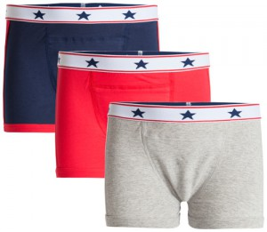 Boys boxer blue_red_grey
