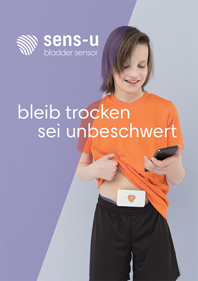 SENS-U Blasensensor